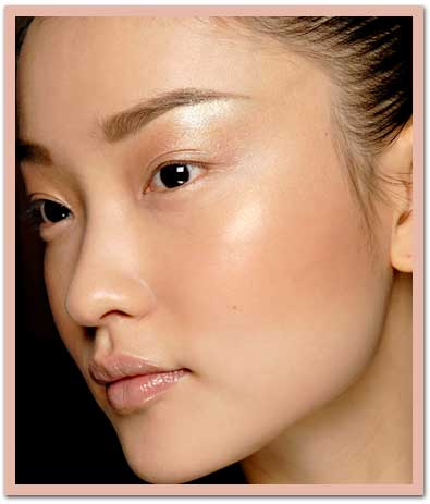 how to get radiant skin at home