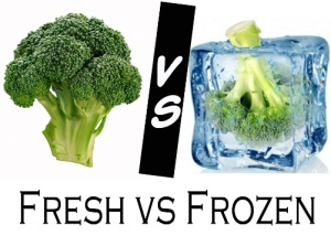 fresh v froze